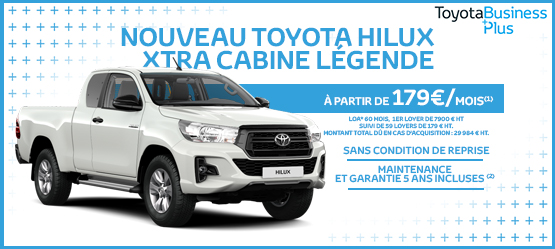photo toyota hilux business provins