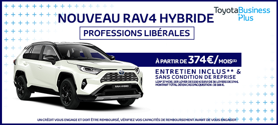 photo nouveau rav4 hybride professions liberales team colin toyota ile de france