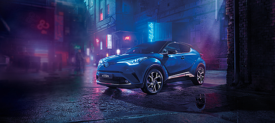 photo toyota chr hybride teamtoy