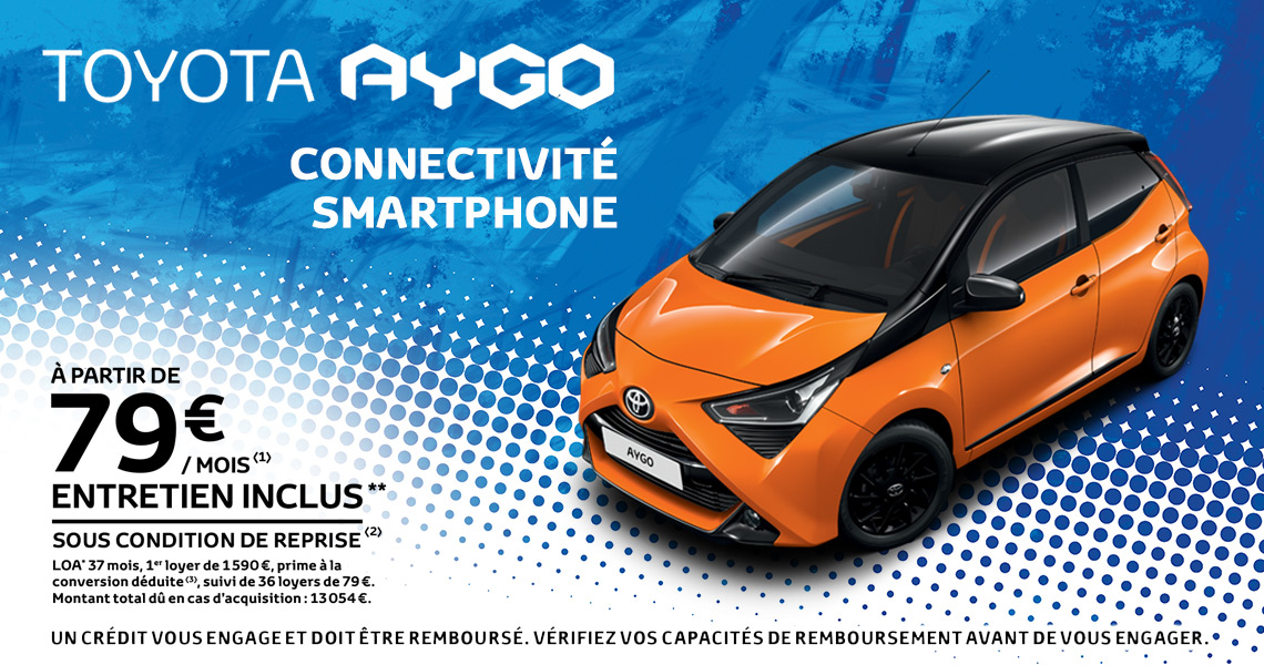 photo toyota aygo vallee crancey