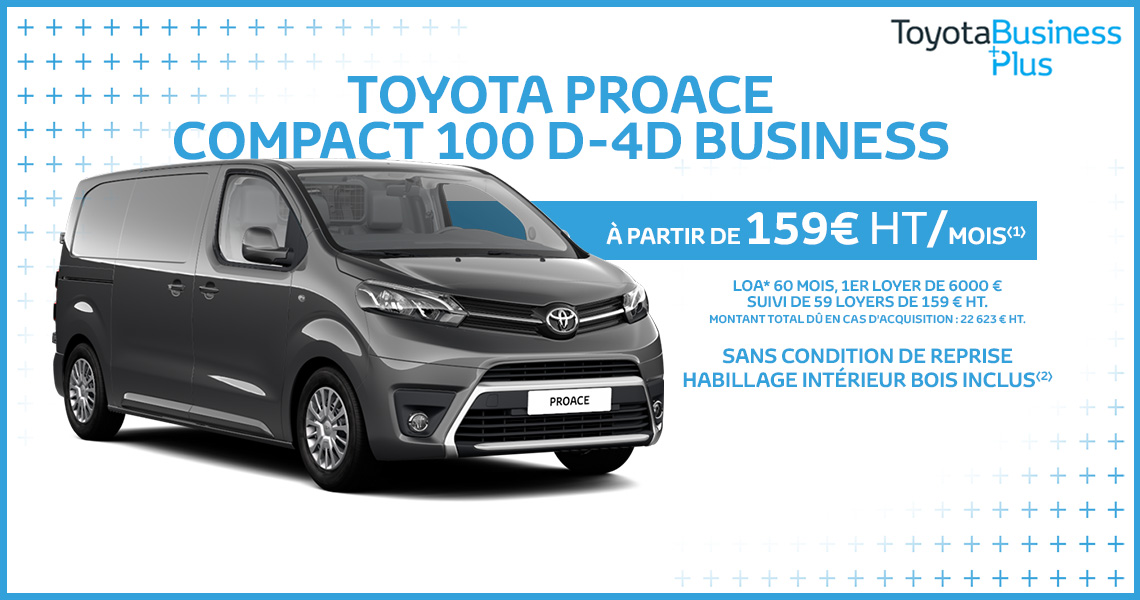 photo toyota proace business vincennes