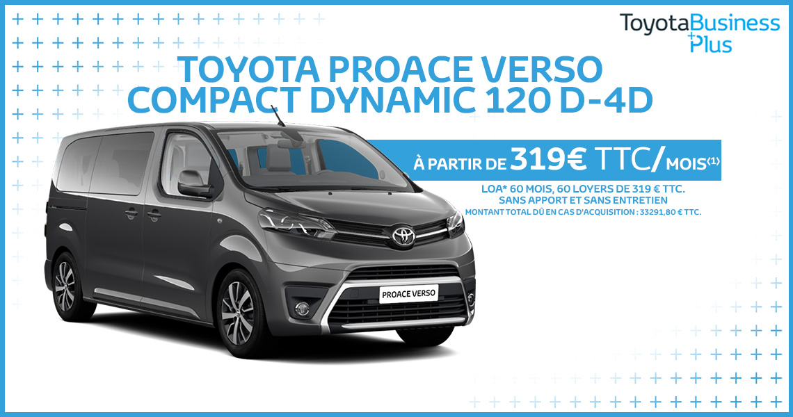 photo toyota proace verso business meaux