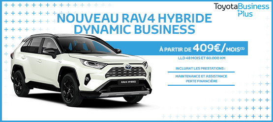 photo rav4 business toyota