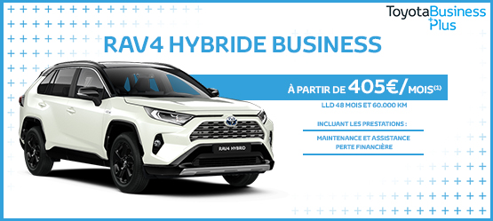 photo rav4 hybride business teamcolin barberey