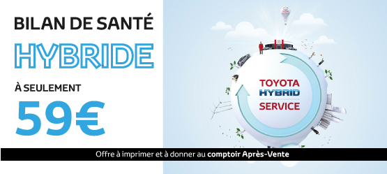 photo services bilan hybride toyota