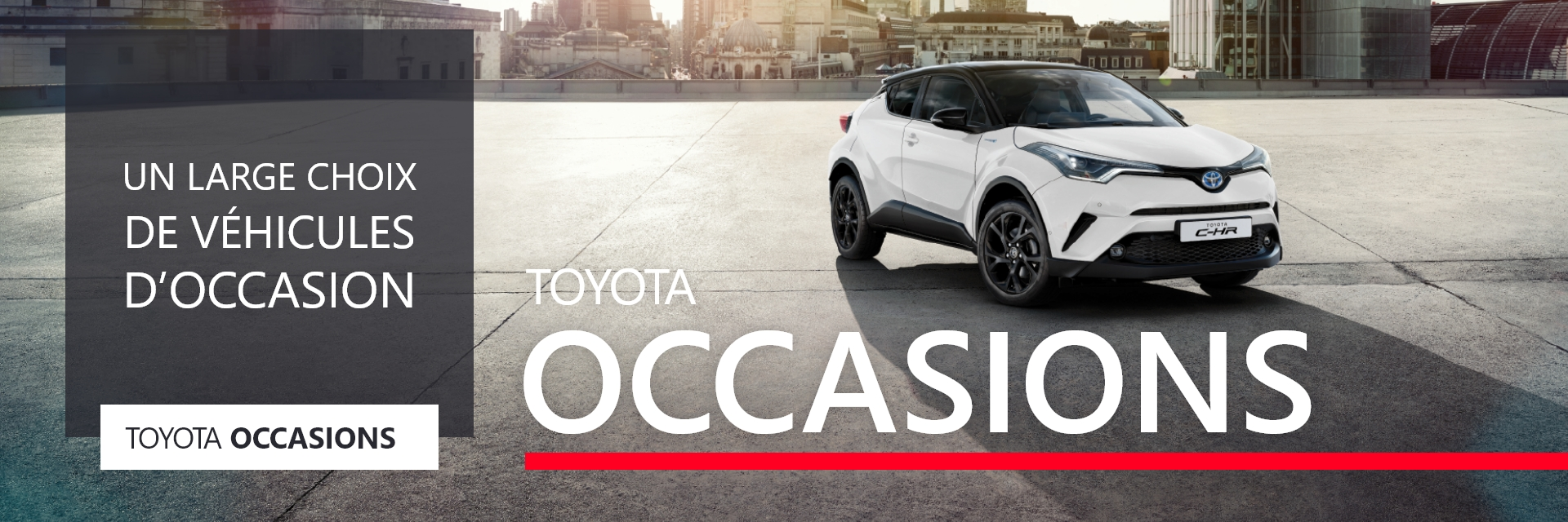 Toyota-occasions