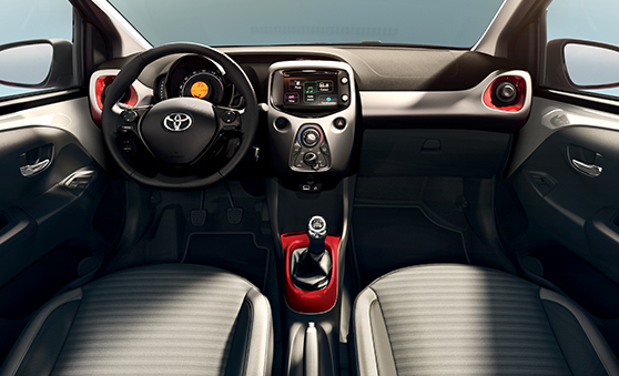 photo toyota aygo crancey