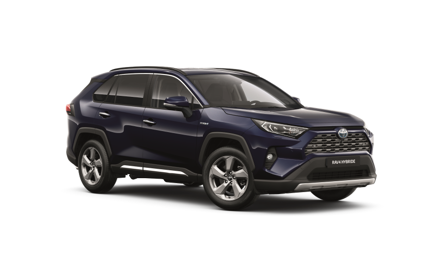 photo nouveau rav4 hybride toyota