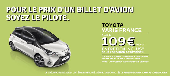 photo yaris toyota boulogne