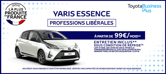 photo yaris essence professions liberales toyota viry chatillon